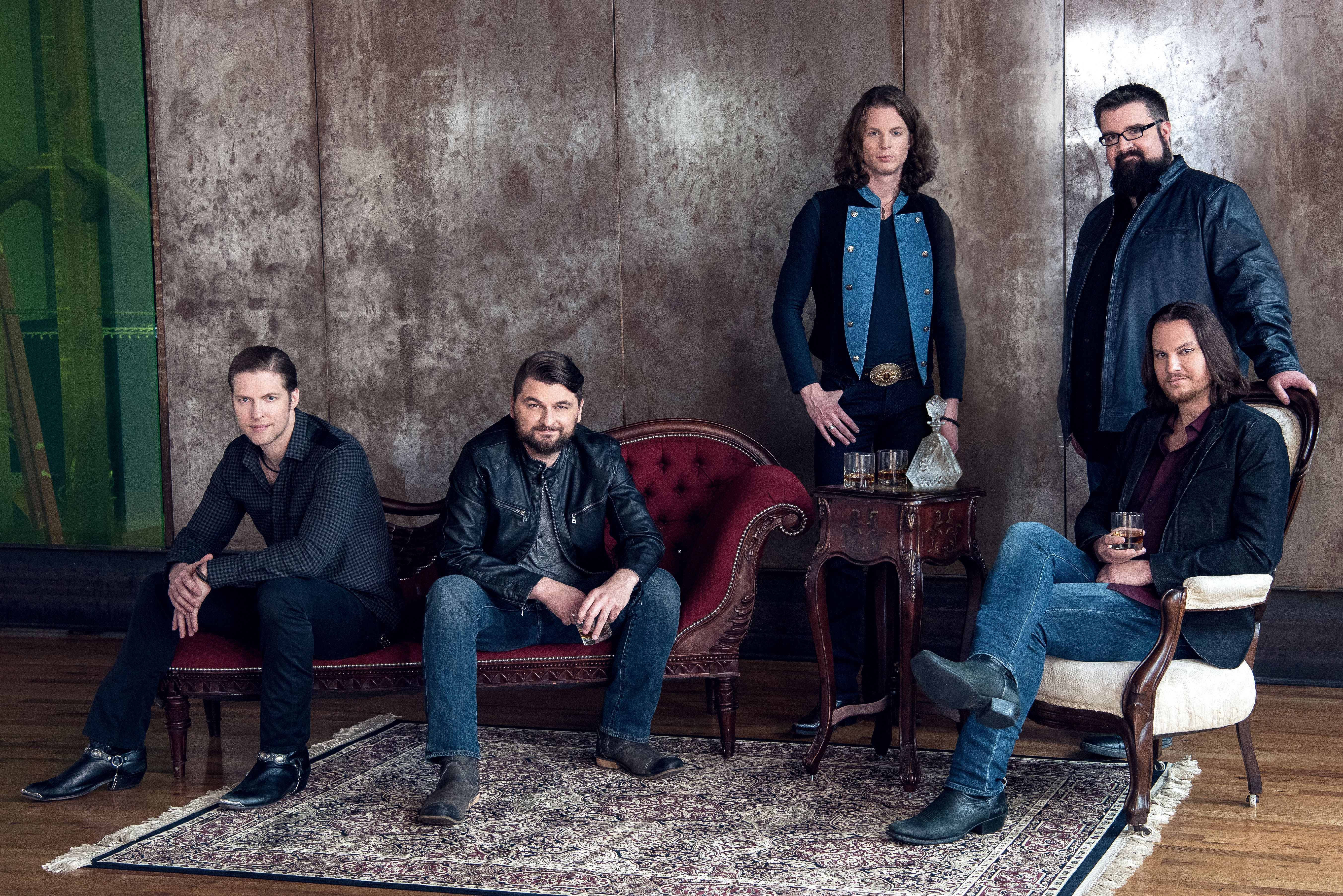 Exclusive Video Interview With Home Free: A Cappella Crooners Shaking Up Nashville