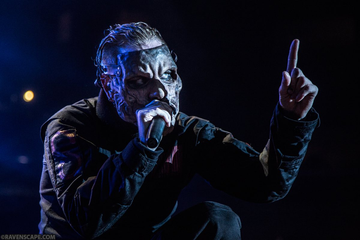Unmasked: An Interview With Slipknot's Corey Taylor