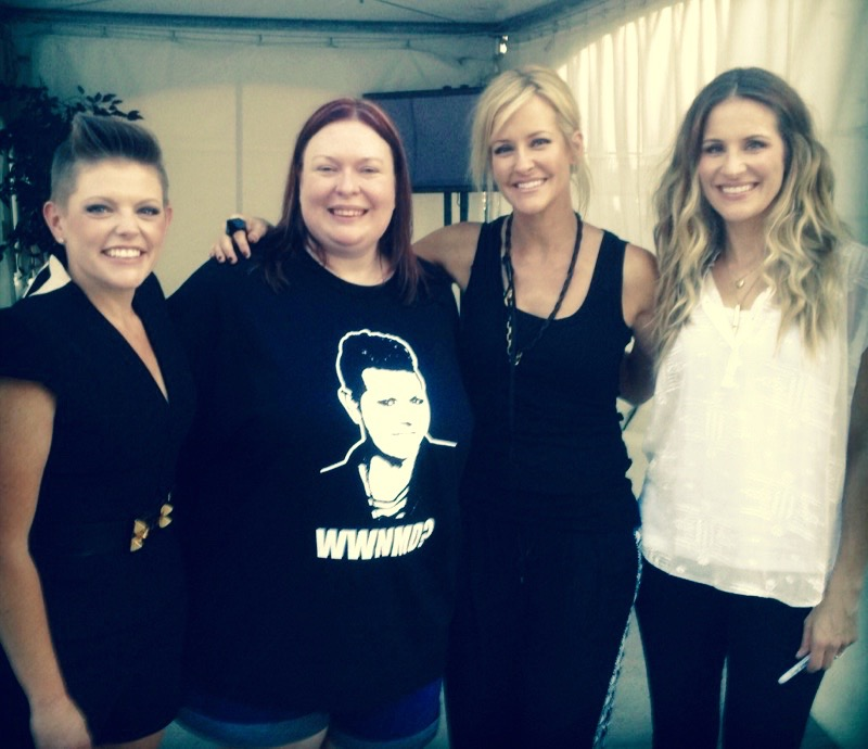 dixie chicks fan photo