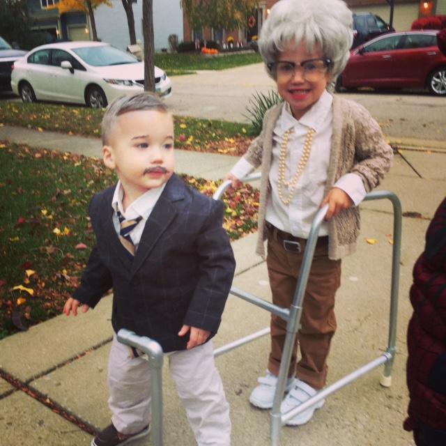 Minimaster AJ Hawk Kids Halloween Costumes