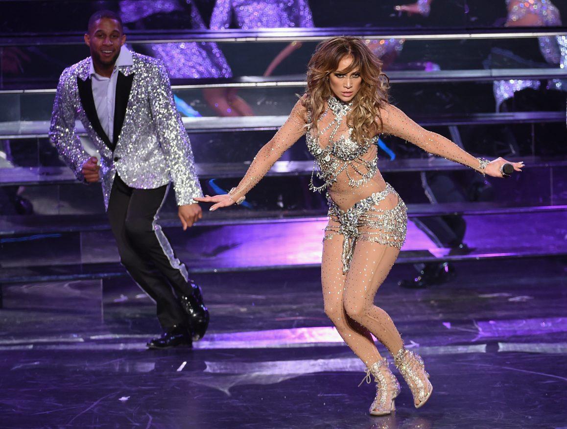Fan Art with Jennifer Lopez
