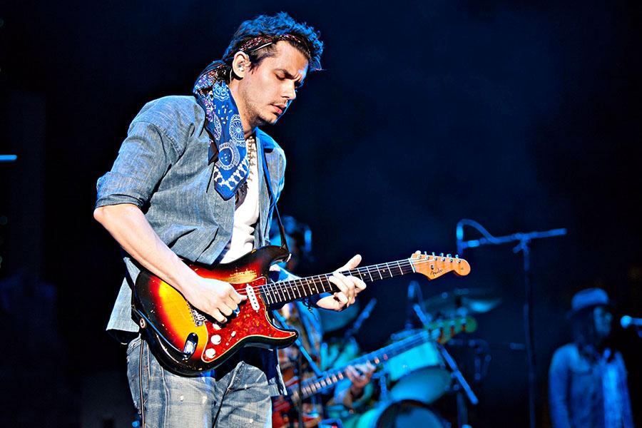 Mayer Monday: More Surprises from John Mayer's Tour