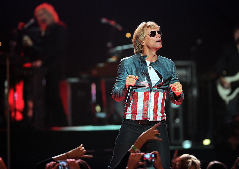 Fan Art Friday with Bon Jovi