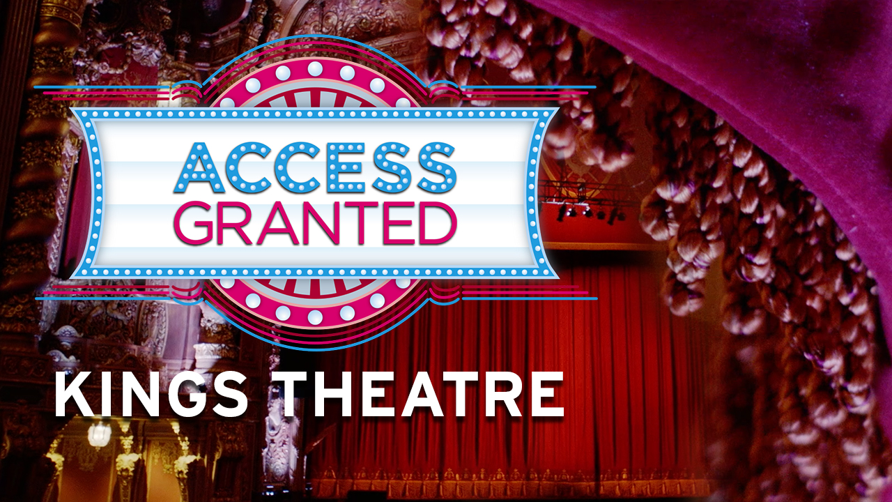 Access Granted: Brooklyn's Iconic Kings Theatre Remastered