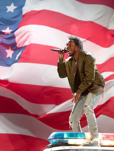 Kendrick Lamar Grammy Nominee