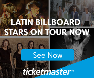 2016 Latin Billboard Awards Nominees and Performers on Tour