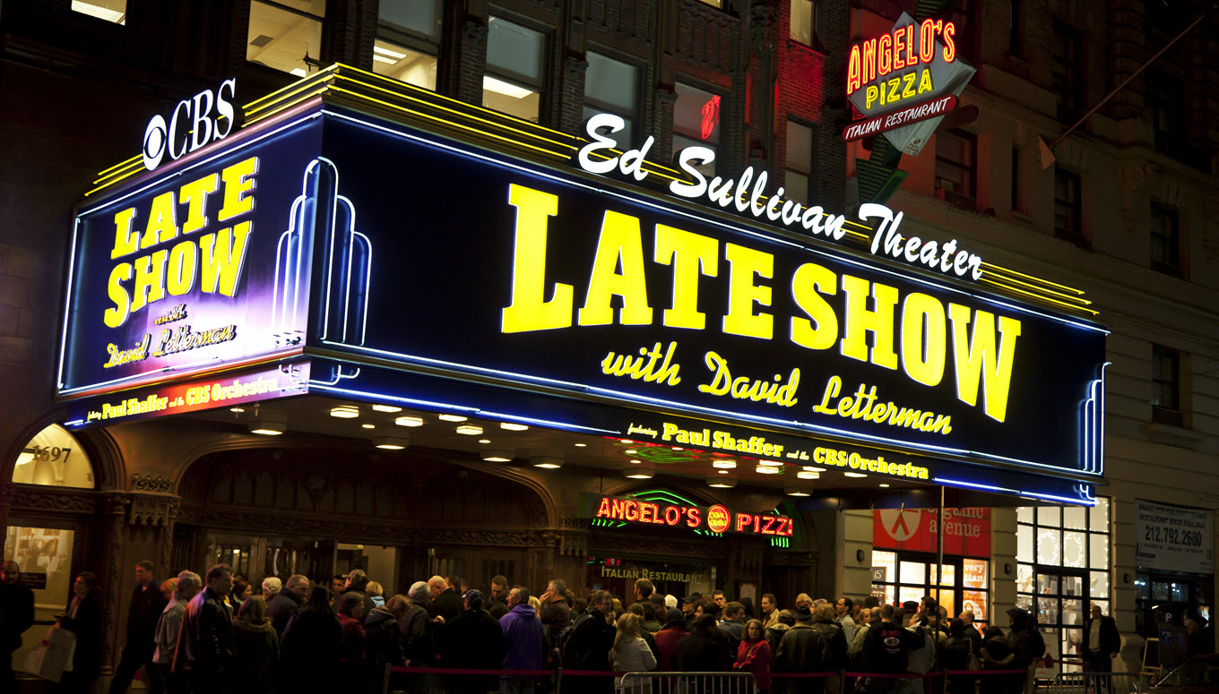 10 Memorable Late Show with David Letterman Performers On Tour Now