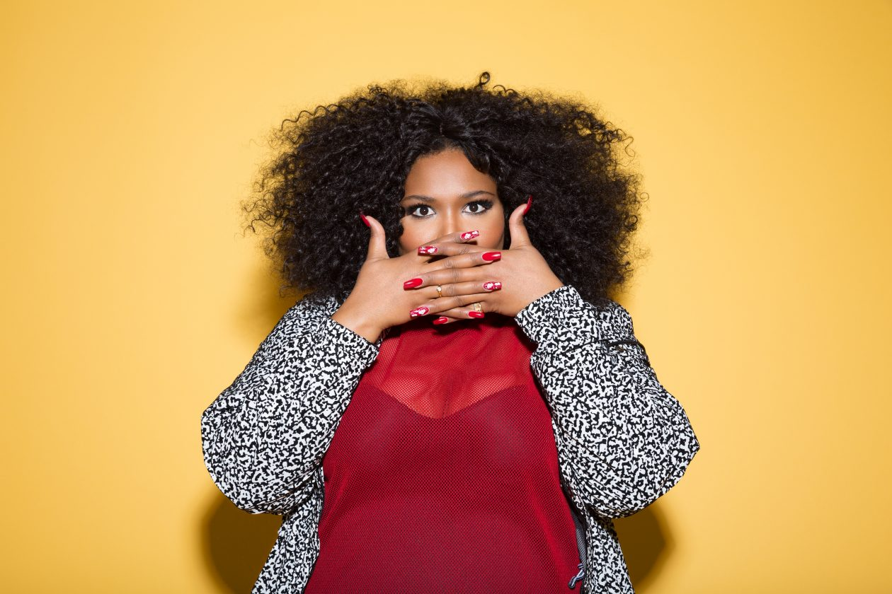 "Exclusive Performance: Lizzo ""Phone"" Live from Los Angeles"