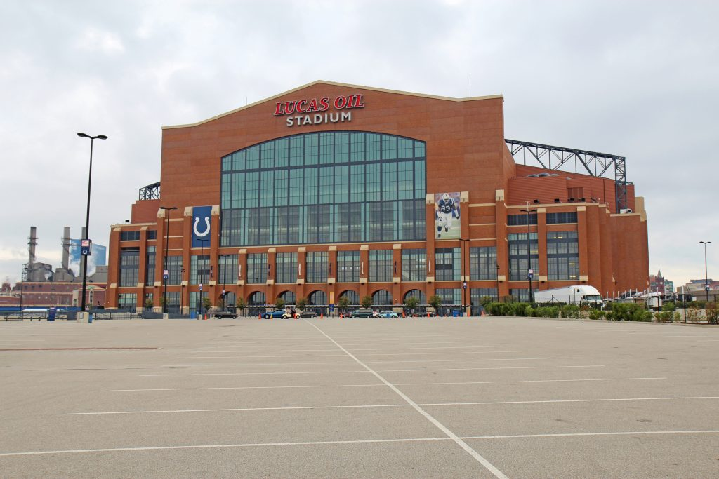 Indianapolis Colts Home Schedule 2019 Seating Chart