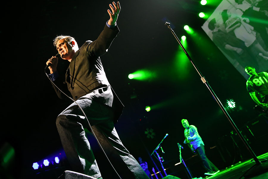Morrissey Tix On Sale Now + Moz's 10 Most Provocative Music Videos