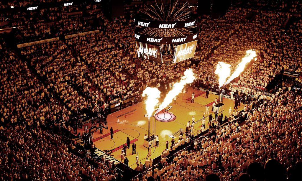 Miami Heat best seats