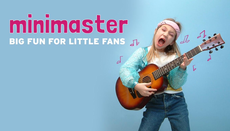Kids Rule at #Minimaster
