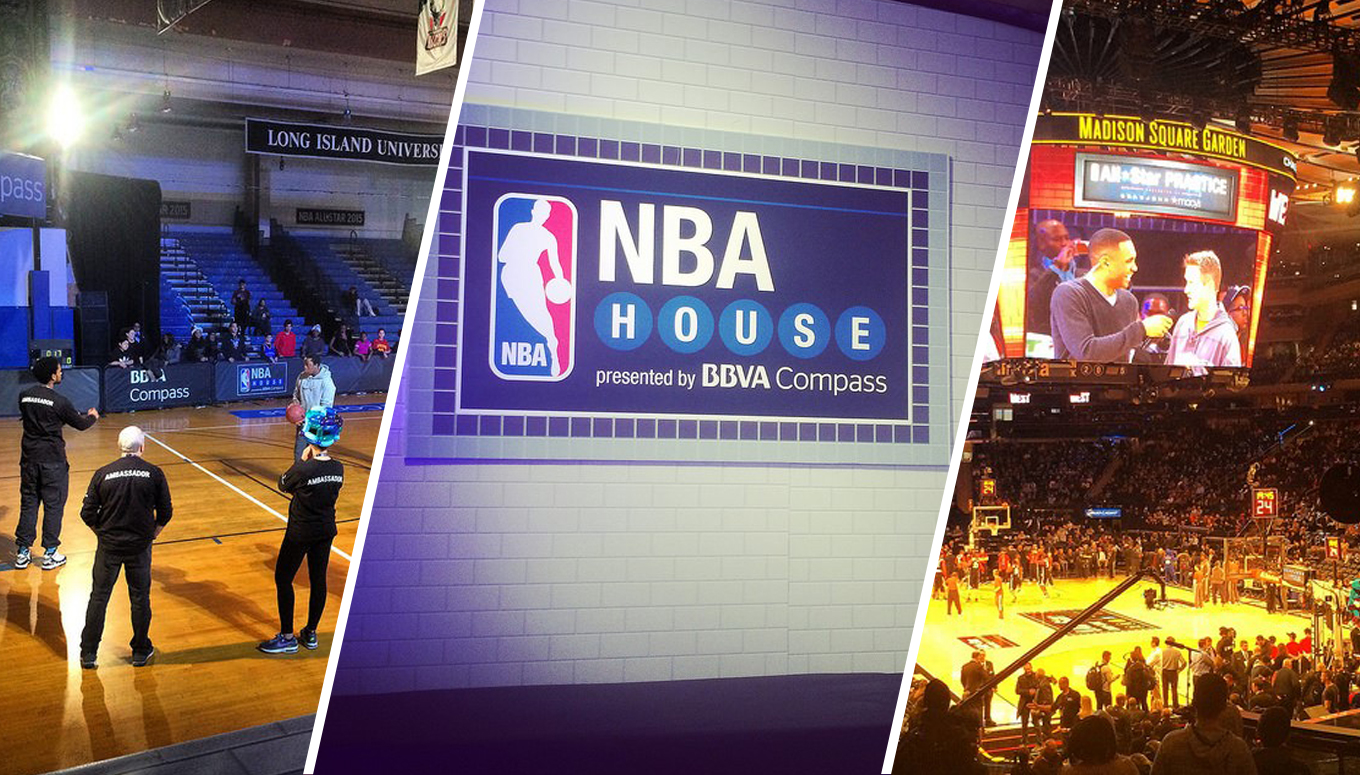 Columbia Journalism Student's Insider Report On NBA All-Star 2015