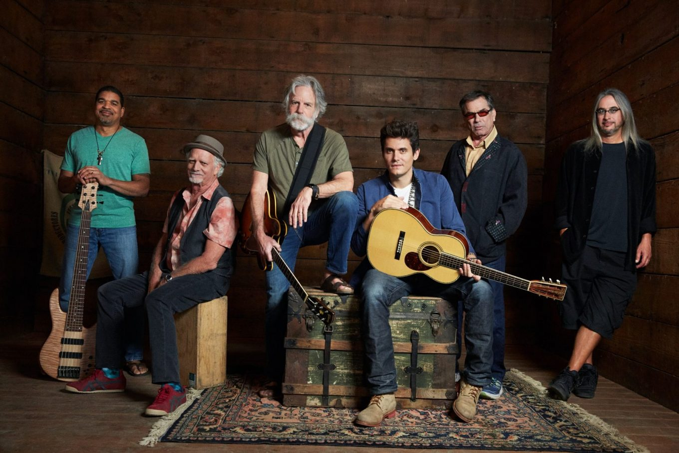 Dead & Company on North American Summer Tour