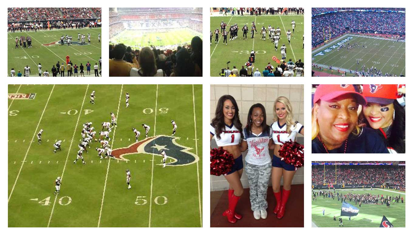 A Shining Star: Houston Texans And Their Many Fans