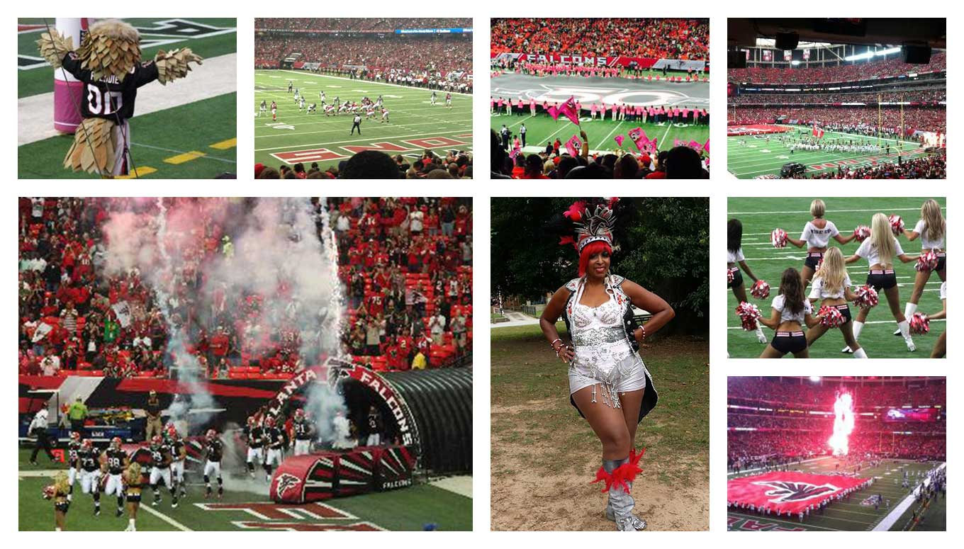 Flying High: The Fandom Surrounding The Atlanta Falcons