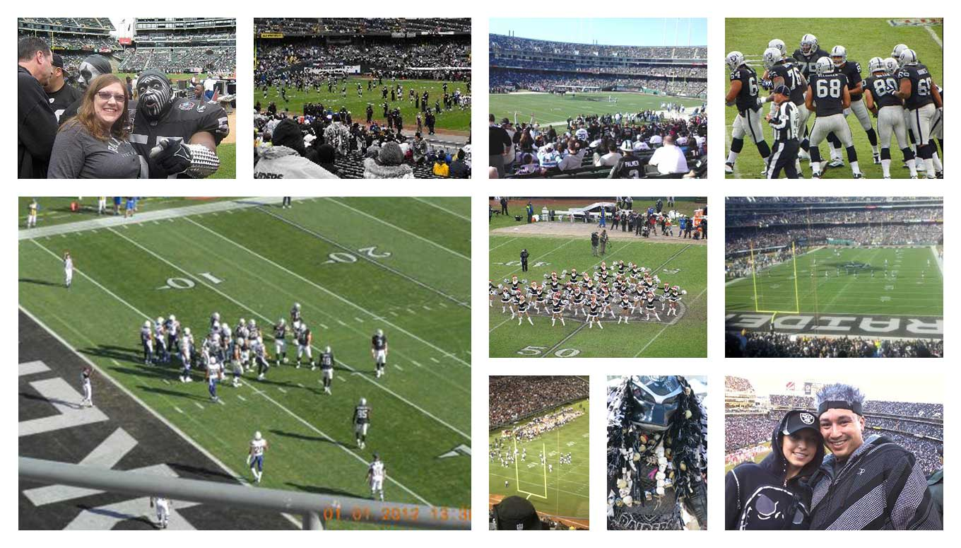 It Takes A Nation: The Fandom Of The Oakland Raiders #RaiderNation