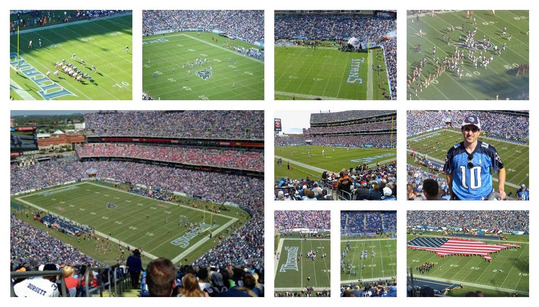 Superhuman Football: The Fandom Surrounding The Tennessee Titans