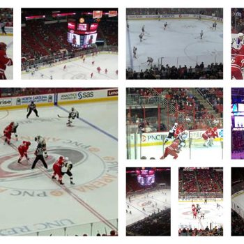 Carolina Hurricanes Fans Offer Their Team a Storm of Support