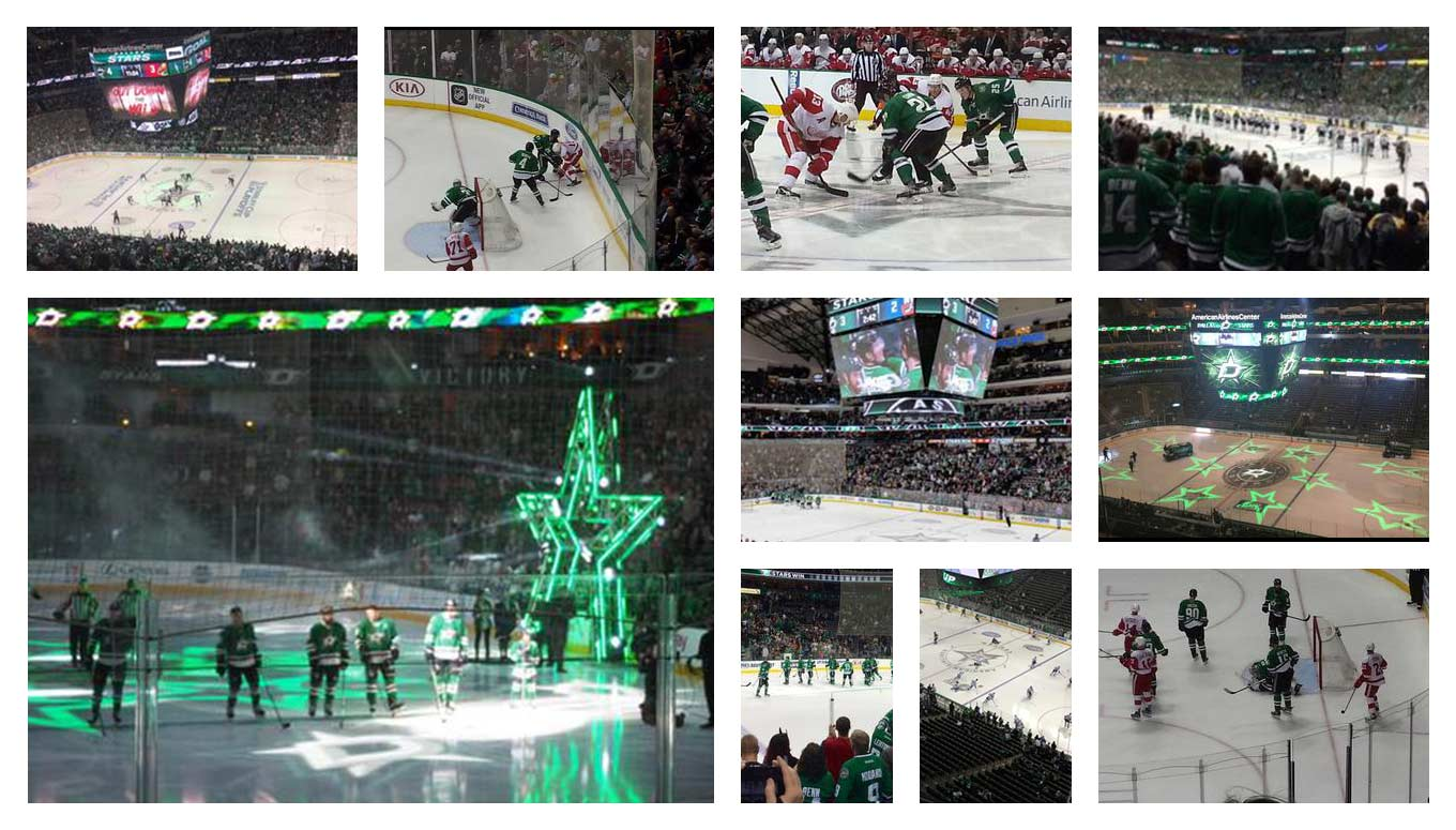 A Galaxy Of Fans: The Many Supporters Of The Dallas Stars