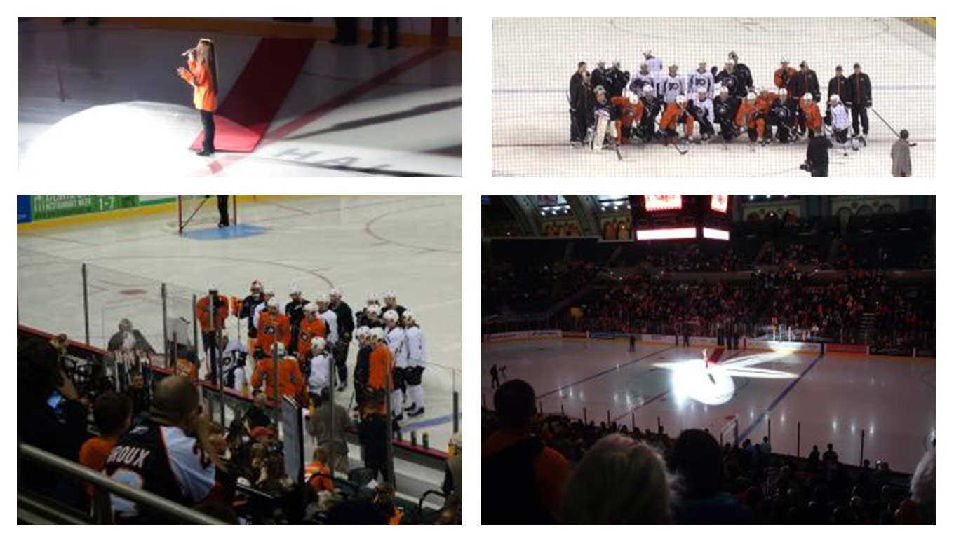 High-flying hockey: Fandom surrounding the Philadelphia Flyers