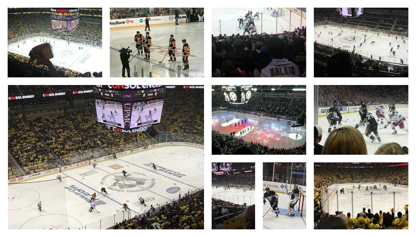 People Power: Fans of the Pittsburgh Penguins Bring the Passion