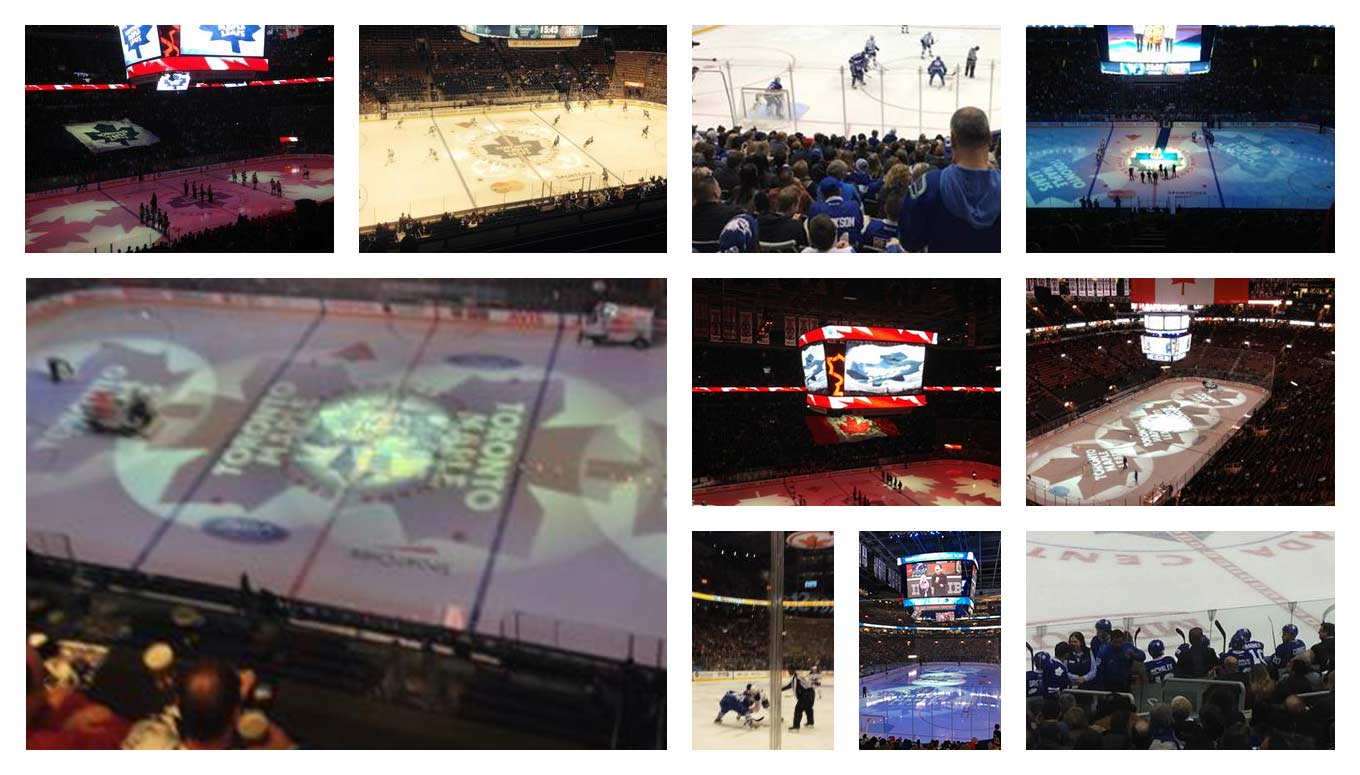 Toronto Maple Leafs Fans Support a Tradition of Greatness