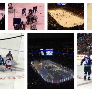 Vancouver Canucks Fans Capture Canada's Passion for Hockey