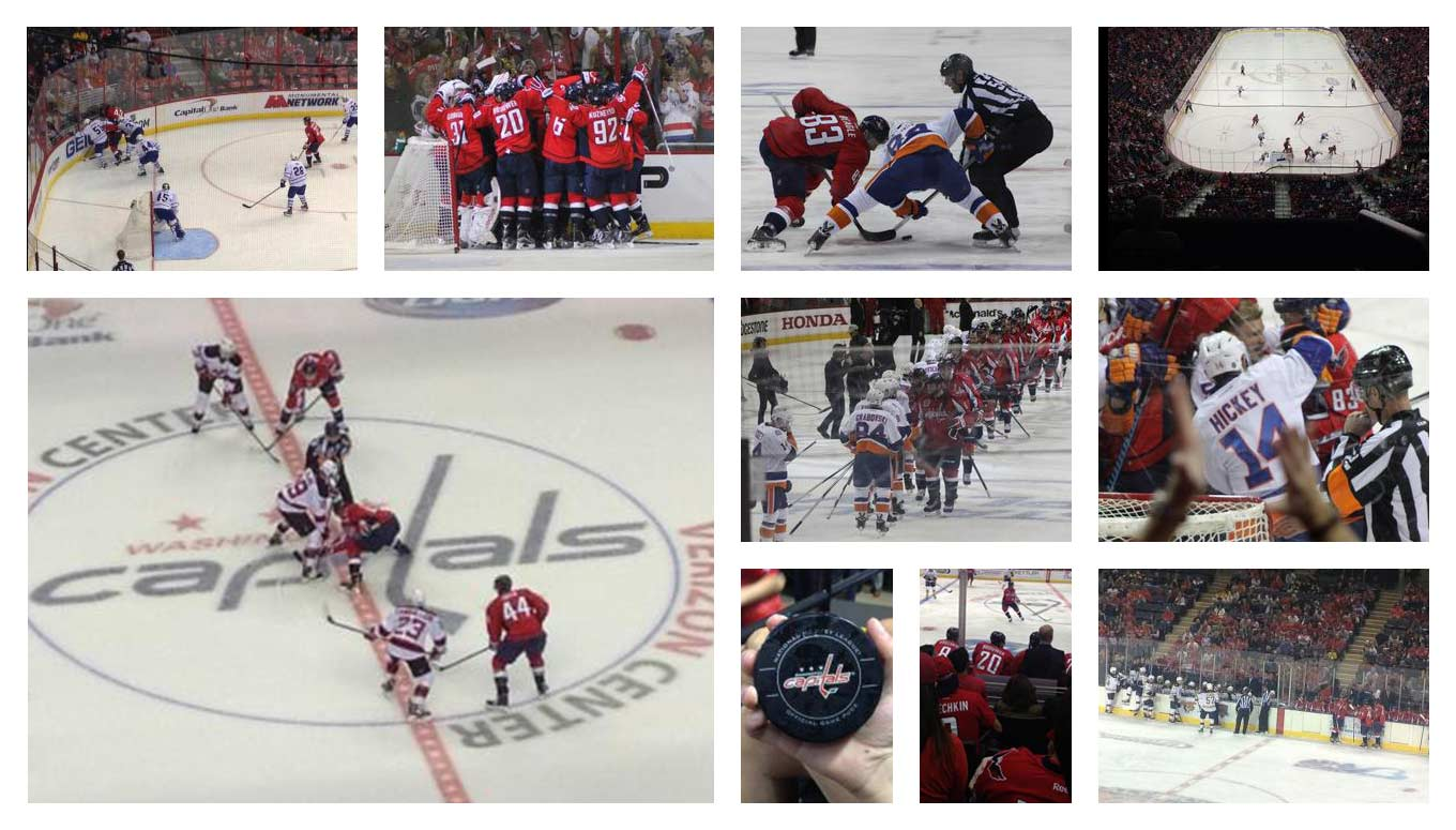 Fandom in the Federal City: Washington Capitals Boost Their Team