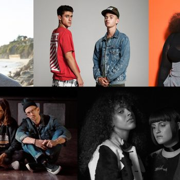 Get to Know Our Winter 2017 New Music Favorites