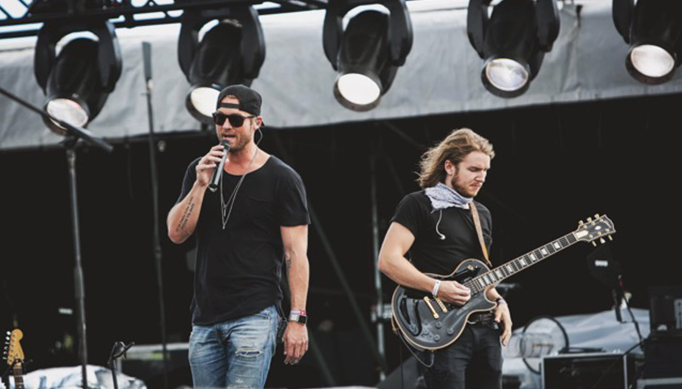 New Music Favorite: Get to Know Brett Young