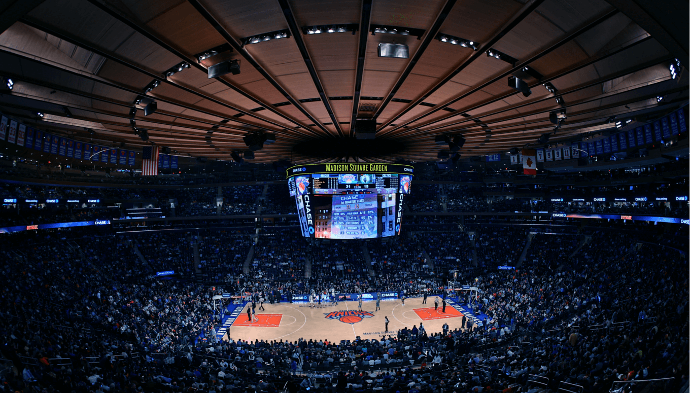 Madison Square Garden New York Knicks NBA Arenas & Venues Ticketmaster