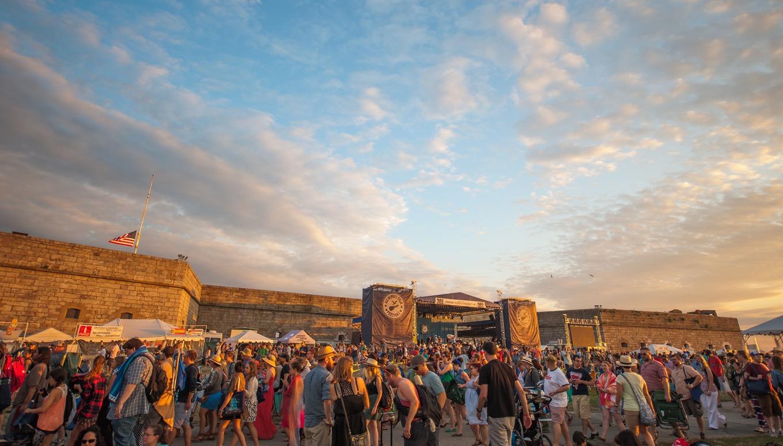 America's Most Beautiful Festival Locations