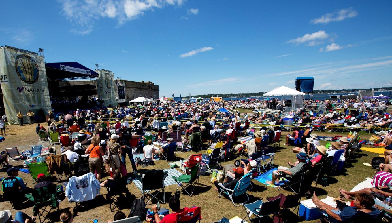 Randall Island Ny Music Festival