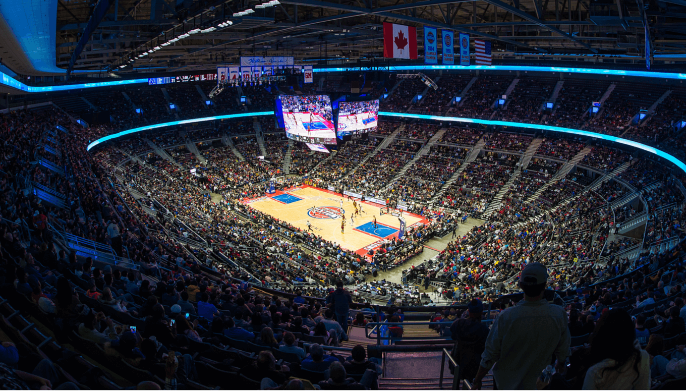 The Palace at Auburn HIlls Detroit Pistons NBA Arenas & Venues Ticketmaster