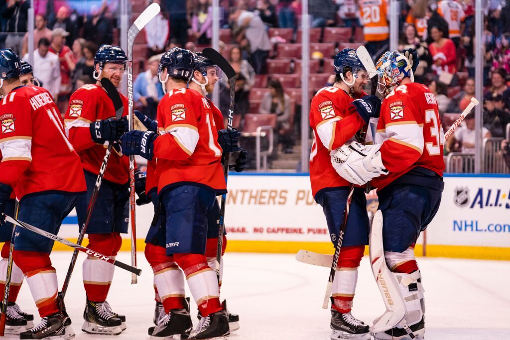 Florida Panthers Home Schedule 2019-20 & Seating Chart ... on
