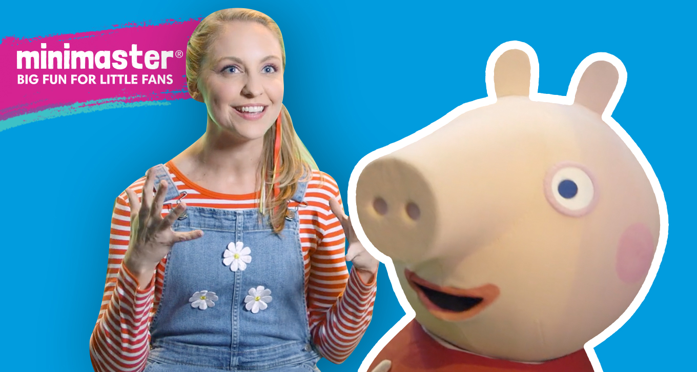 No Surprise, Peppa Pig Live is FUN for the Whole Family!