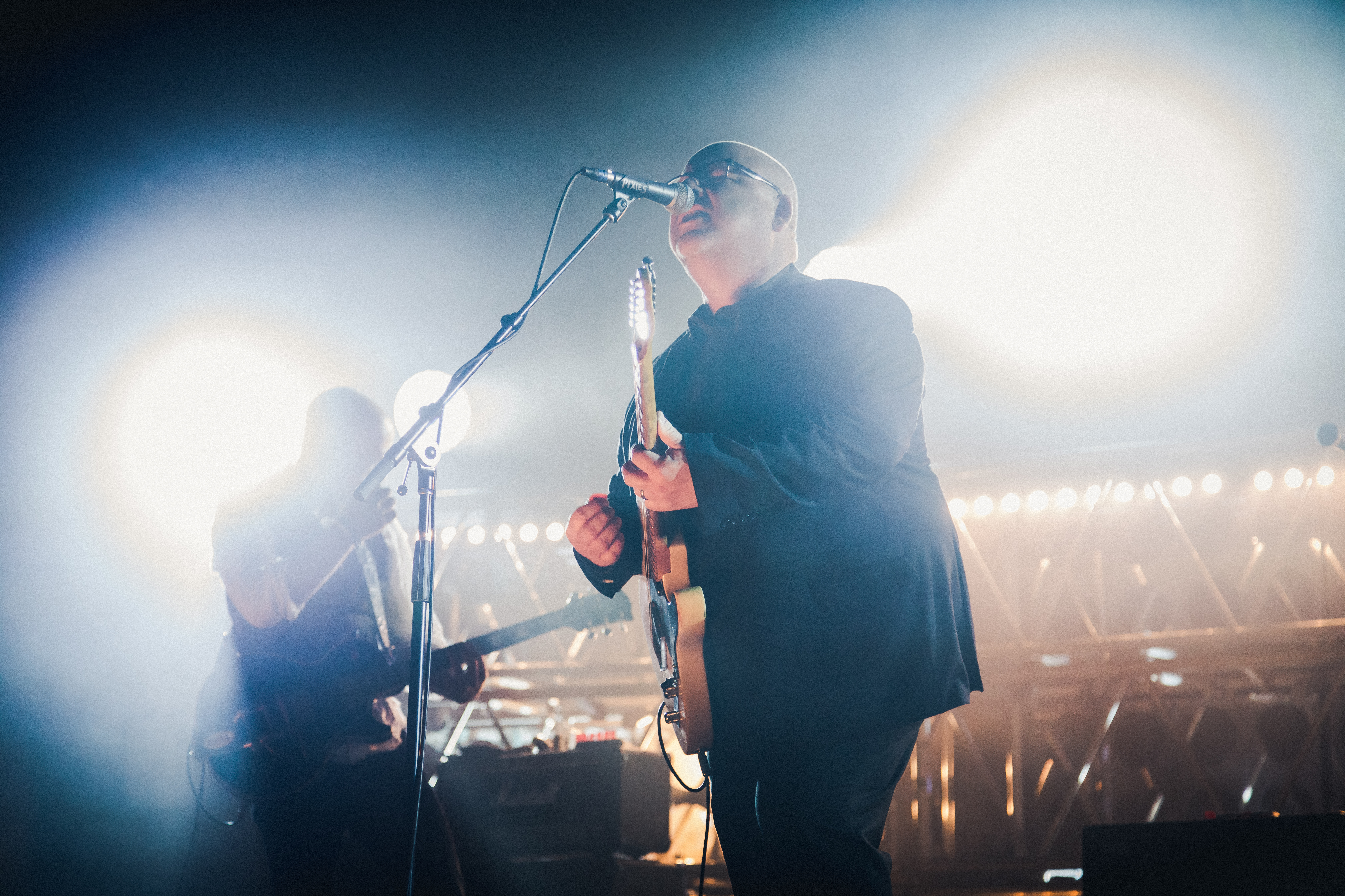 The Pixies Bring 'Head Carrier' to the States