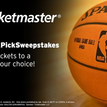 Attention NBA Fans: Enter for a Chance to WIN tickets - Entry Period Closed