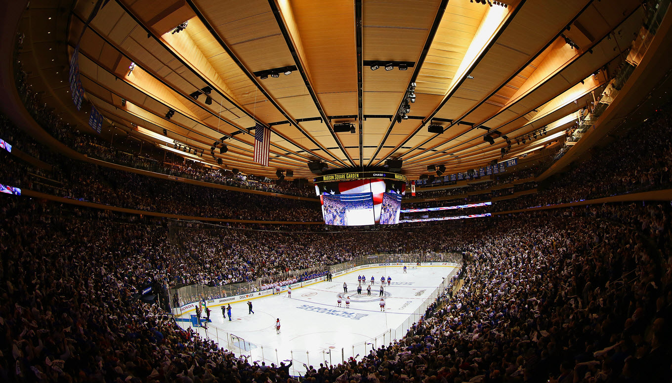 Get Familiar With These NHL® Venues That Every Hockey Fan Should Know