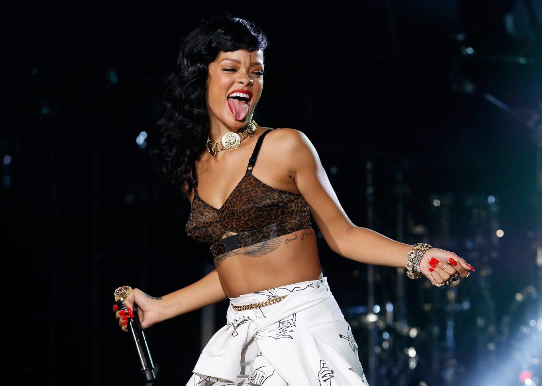 #FanArtFriday with Rihanna