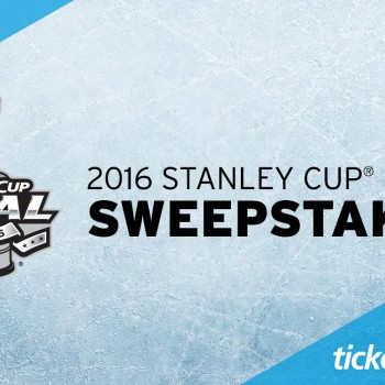 Win Tickets to the 2016 Stanley Cup® Final - Entry Period Closed