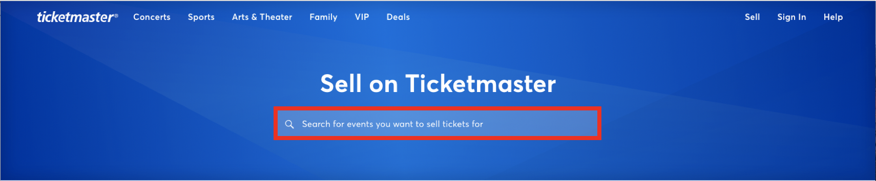 Selling Your Tickets on Ticketmaster   Ticketmaster Blog