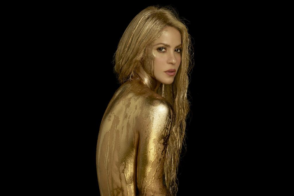 Shakira Fan Art Celebrate 'El Dorado' after 6 years