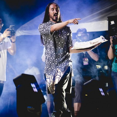 From the Ticketmaster Archives: Steve Aoki Interview [2008]