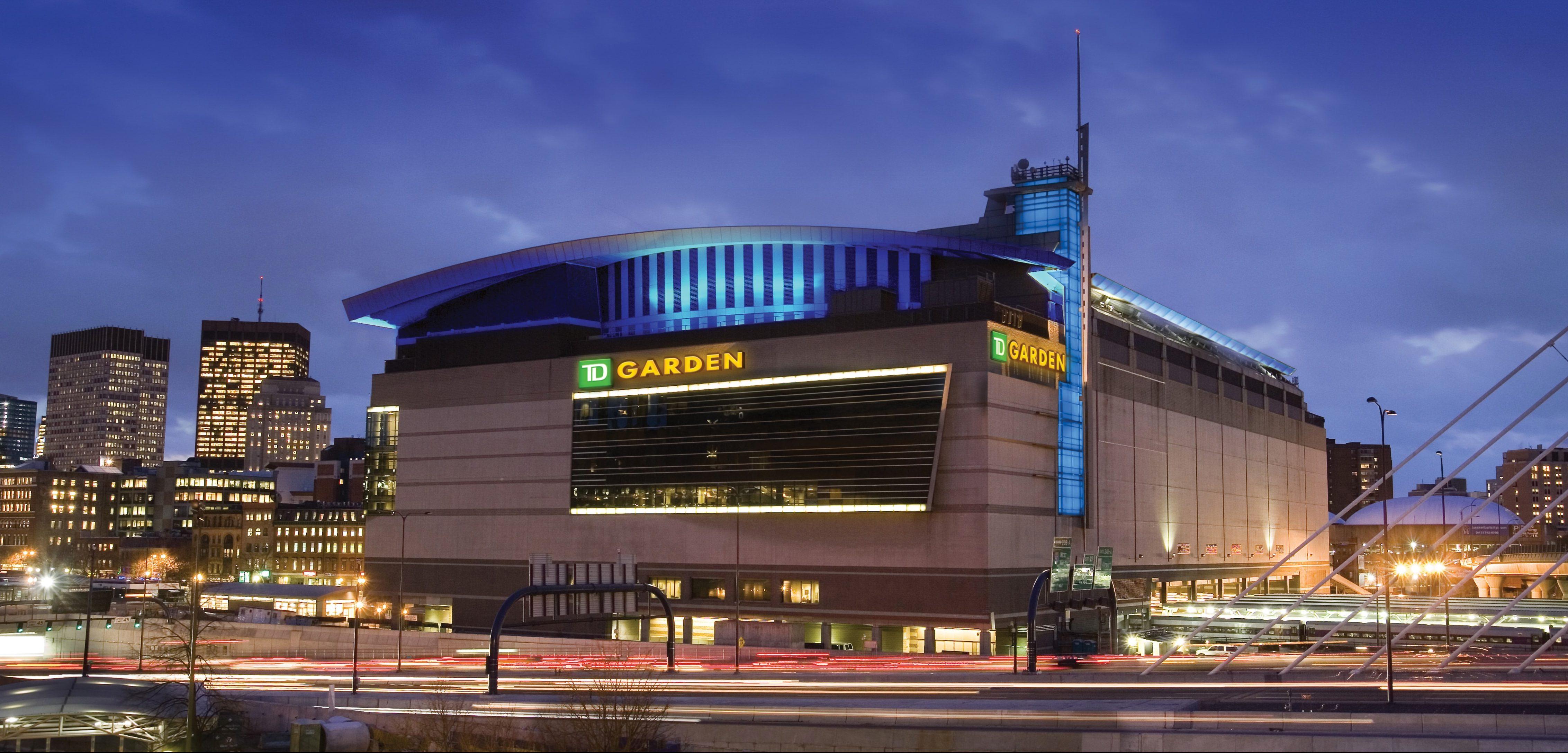 Step Inside Td Garden In Boston Ticketmaster Blog