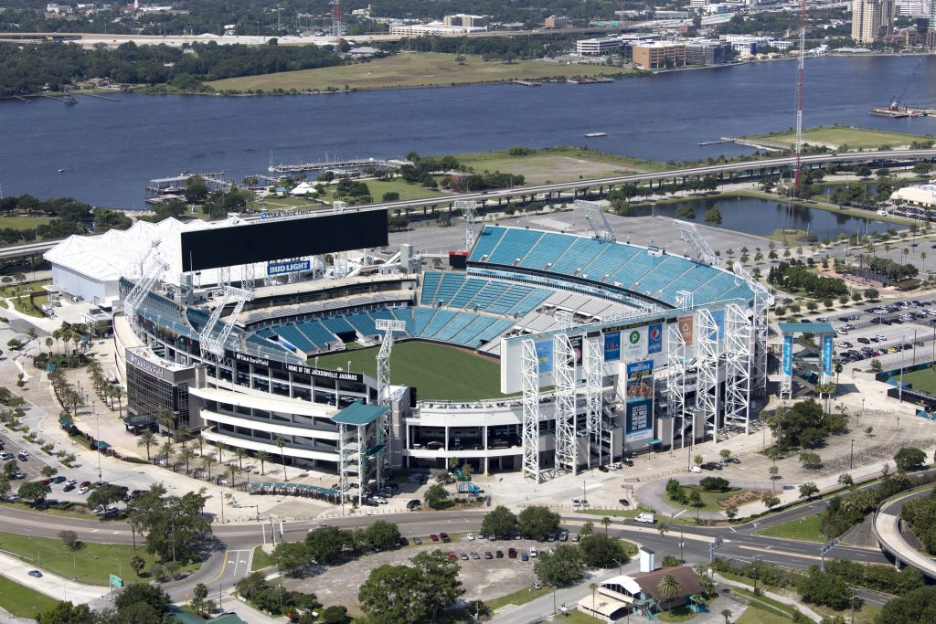Jacksonville Jaguars Home Schedule 2019 Seating Chart
