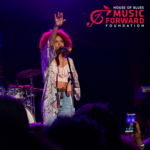 Help Support Music Education with Ticketmaster & House of Blues