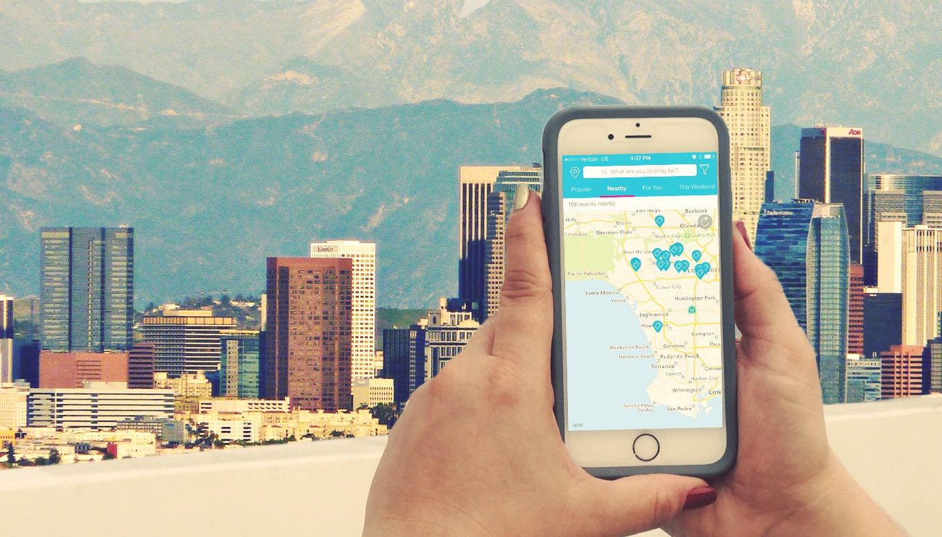 Ticketmaster iOS App Puts You On the Map of Live Events