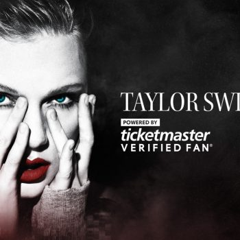 <i>Taylor Swift's reputation Stadium Tour</i> Announced!